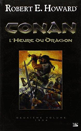 9782352942450: Conan - L'Heure du Dragon