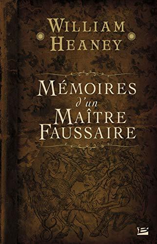 9782352942665: Mémoires d'un maître faussaire