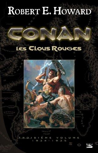 9782352943068: Conan - Les Clous rouges