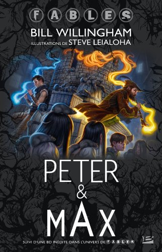 9782352944393: Fables Peter & Max