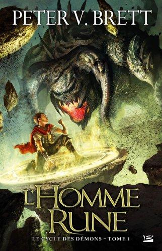9782352944928: Le Cycle des démons T01 L'Homme-rune