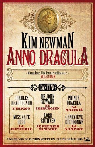 9782352946069: Anno Dracula