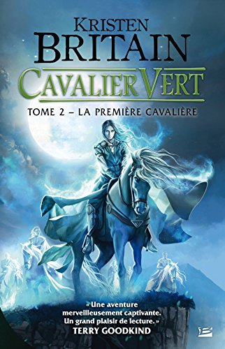9782352947523: Cavalier Vert T2 La Première cavalière