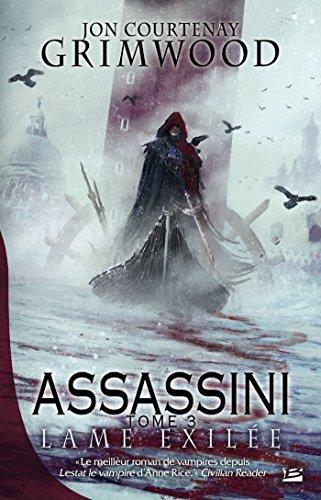 9782352948186: Assassini T3 Lame exil�e
