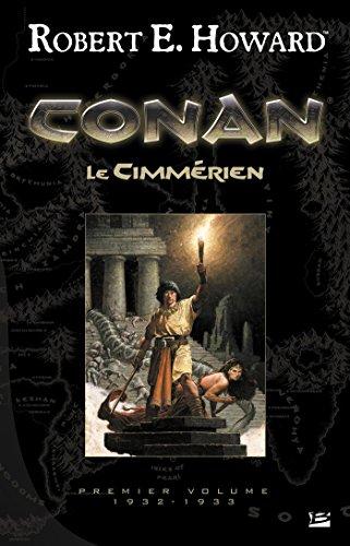 9782352949183: Conan, T1 : Conan le Cimmérien