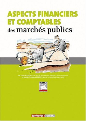 9782352951292: Aspects financiers et comptables des Marches Publics (French Edition)
