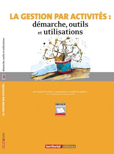 9782352951490: La gestion par activites (French Edition)