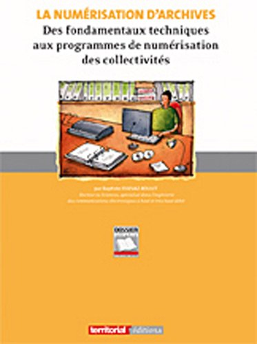 9782352959977: La numerisation d'archives (French Edition)
