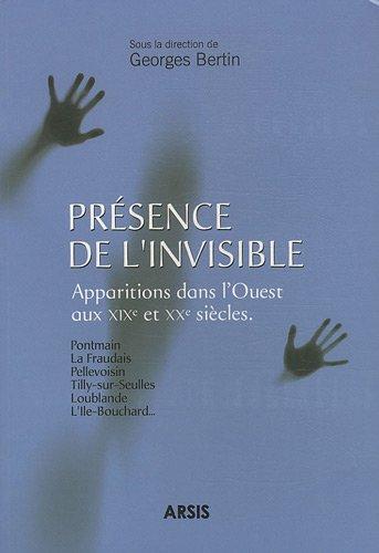 9782352970811: Présence de l'invisible