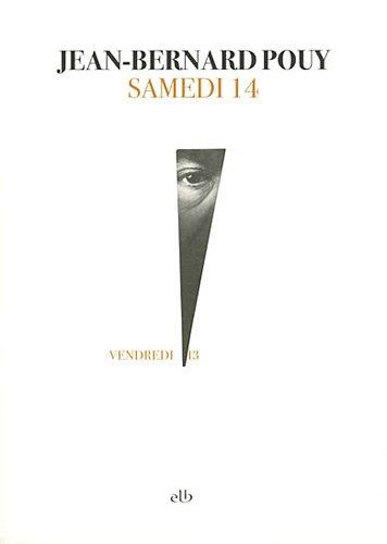 9782353060450: Samedi 14 (French Edition)