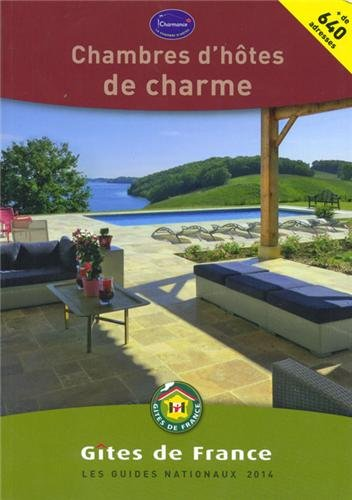 9782353200757: Chambres d'hotes de charmes 2014 (French Edition)