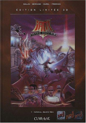 9782353250363: Imperial Asiatic Men, Tome 1 : Imperial Asiatic Men : Edition limitée 3D