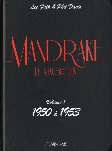 9782353250462: Mandrake : Volume 1, 1950 Ã 1953