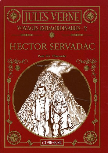 9782353251100: Voyages extraordinaires, Tome 2 : Hector Servadac (French Edition)