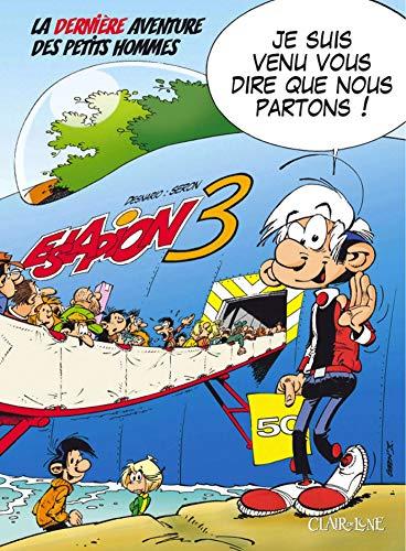 9782353251292: Les Petits Hommes, Tome 44 : Eslapion 3 : La 50e et derni�re aventure des petits hommes (Espi�gle)