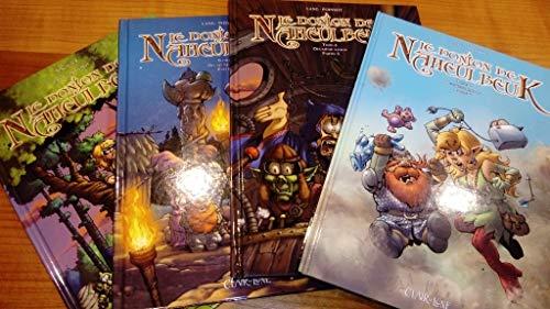 Le Donjon de Naheulbeuk, Tome 2 : Deuxième saison coffret 4 volumes : Tomes 3 Ã&...