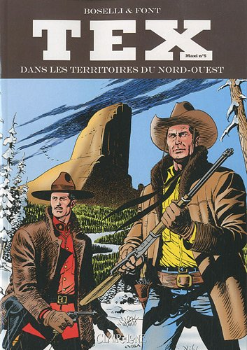 9782353251995: Tex Maxi, Tome 5 (French Edition)