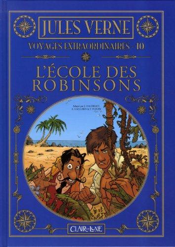 9782353252060: L'école des Robinsons