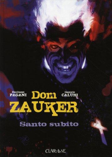 9782353252794: Dom Zauker exorciste : Santo subito