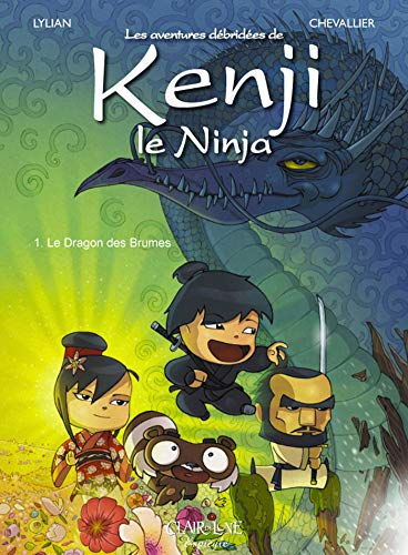 9782353253128: Les aventures debridees de Kenji le Ninja, Tome 1 (French Edition)