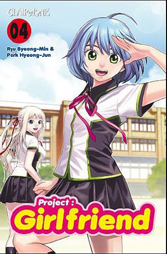 9782353253524: Project Girlfriend, Tome 4 (French Edition)