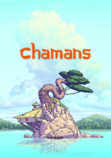 9782353254293: Chamans