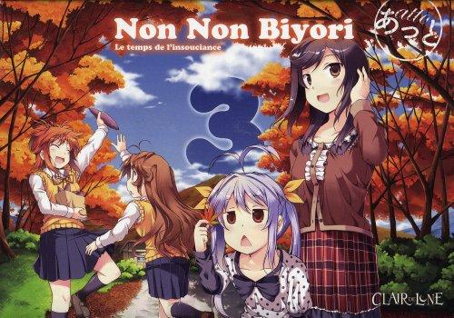 9782353254477: Non Non Biyori Vol.3