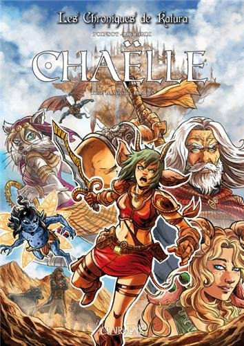 9782353254729: Chaëlle, Tome 1 : Mission dragons