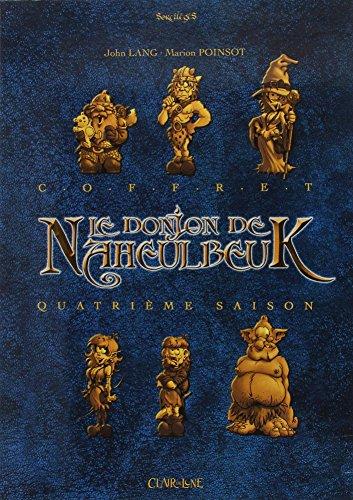 Donjon de Naheulbeuk, saison 04 [4 volumes]: Lang, John