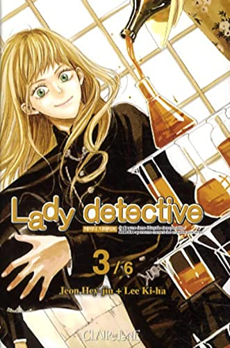 9782353256358: Lady detective, Tome 3 :