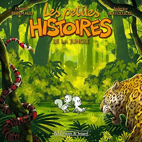 Petites histoires de la jungle (Les): Brr�maud, Fr�d�ric