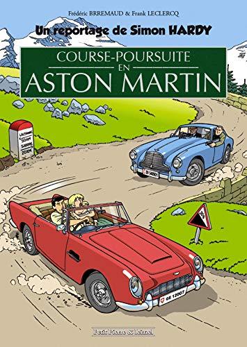 COURSE POURSUITE EN ASTON MARTIN UN REPO: BRREMAUD F LECLERCQ