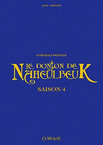 9782353257287: Le Donjon de Naheulbeuk, Saison 4 : Intégrale prestige (Sortilèges)