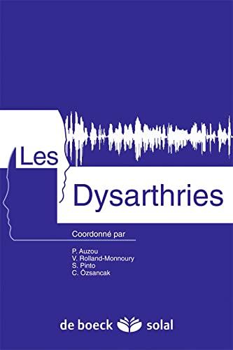 9782353270217: les dysarthries