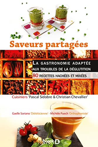 Saveurs partagees (French Edition): SOLAL