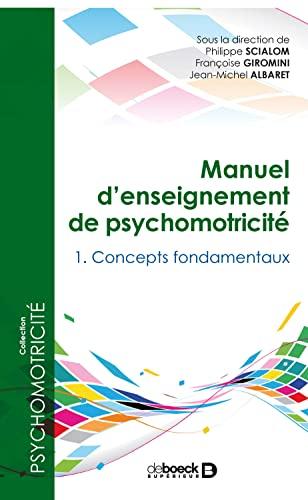 9782353271290: manuel d'enseignement de psychomotricite