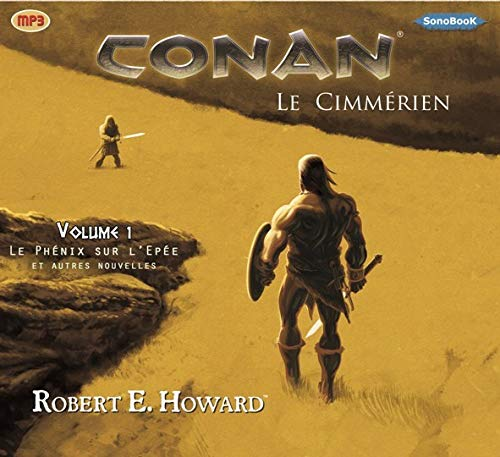 9782353290628: Conan le Cimm�rien vol 1 (livre audio)