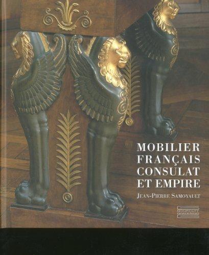9782353400287: Mobilier Francais Consulat Et Empire