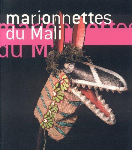 9782353400317: Marionnettes du Mali : Masques et marionnettes du Théâtre Sogobo