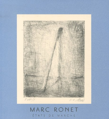Marc Ronet, états de marché (French Edition): Paul Ripoche