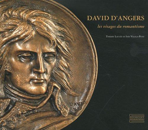 9782353401130: David d'Angers, les visages du romantisme