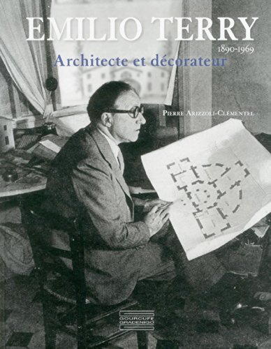 9782353401659: Emilio Terry : Architecte et décorateur