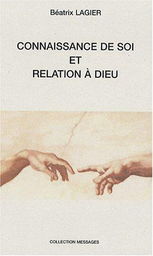 9782353430253: Connaissance de soi et relation � Dieu