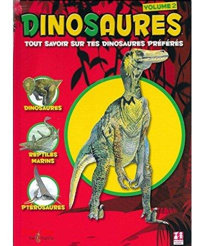 9782353450633: Dinosaures V2 - Liv+DVD