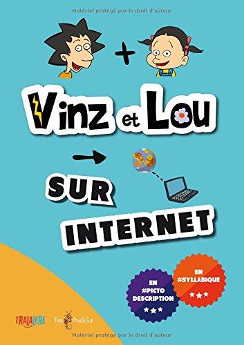 9782353451654: Vinz et Lou sur internet