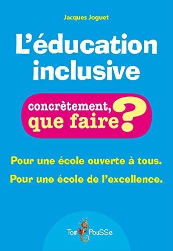 9782353452071: L'éducation inclusive
