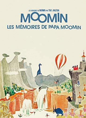 9782353480555: Les mémoires de papa Moomin