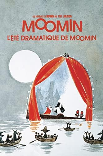 9782353480692: L'été dramatique de Moomin