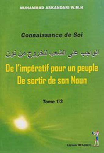 De l Imperatif pour un Peuple de: Muhammad Askandari