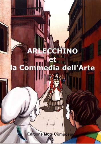 9782353500314: Arlecchino et la Commedia dell'Arte